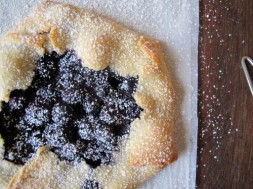 Blueberry Crostata